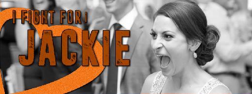 I Fight For Jackie Facebook Banner